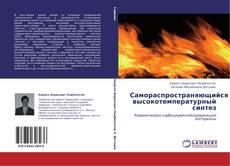 Bookcover of Самораспространяющийся высокотемпературный синтез