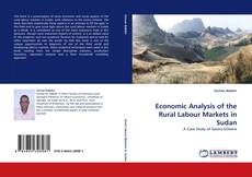 Bookcover of Economic Analysis of the Rural Labour Markets in Sudan