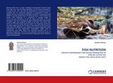 Portada del libro de FISH NUTRITION