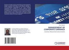 MANAGEMENT OF CORPORATE EARNINGS的封面