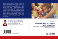Copertina di Nutrition Issues in Children with Disabilities