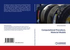 Copertina di Computational Procedure, Material Models