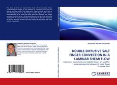 Bookcover of DOUBLE-DIFFUSIVE SALT FINGER CONVECTION IN A LAMINAR SHEAR FLOW