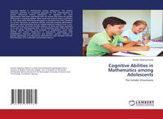 Buchcover von Cognitive Abilities in Mathematics among Adolescents