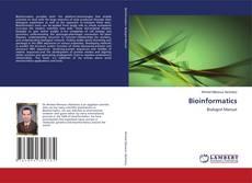 Обложка Bioinformatics