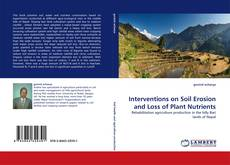 Borítókép a  Interventions on Soil Erosion and Loss of Plant Nutrients - hoz