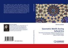 Capa do livro de Geometric Motifs During Safavid Era