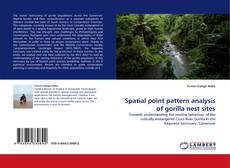 Bookcover of Spatial point pattern analysis of gorilla nest sites