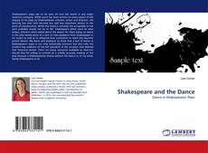 Capa do livro de Shakespeare and the Dance