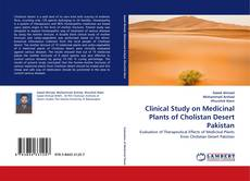 Bookcover of Clinical Study on Medicinal Plants of Cholistan Desert Pakistan