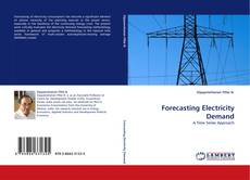 Обложка Forecasting Electricity Demand