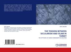 THE TENSION BETWEEN SECULARISM AND ISLAM IN TURKEY kitap kapağı