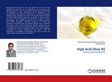 Обложка High Acid Olive Oil