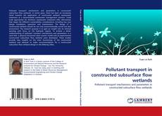 Pollutant transport in constructed subsurface flow wetlands的封面