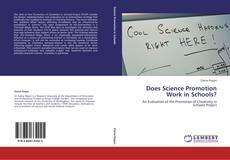 Borítókép a  Does Science Promotion Work in Schools? - hoz