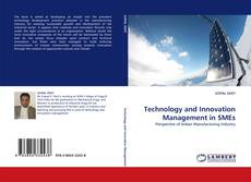 Bookcover of Technology and Innovation Management in SMEs