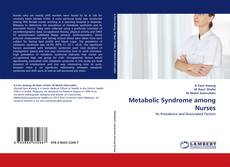 Bookcover of Metabolic Syndrome among Nurses