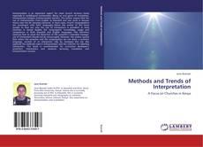 Обложка Methods and Trends of Interpretation