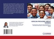 Capa do livro de AFRICAN PROVERBS ABOUT WOMEN