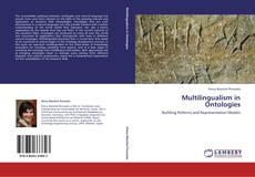 Capa do livro de Multilingualism in Ontologies