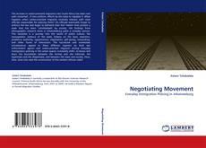 Couverture de Negotiating Movement