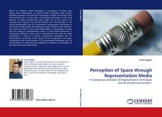 Portada del libro de Perception of Space through Representation Media