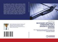Couverture de NECESSARY OPTIMALITY CONDITIONS FOR A DISCRETE CONTROL SYSTEMS