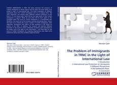 The Problem of Immigrants in TRNC in the Light of International Law kitap kapağı