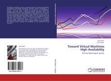 Couverture de Toward Virtual Machines High Availability