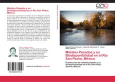 Portada del libro de Metales Pesados y su Biodisponibilidad en el Río San Pedro, México