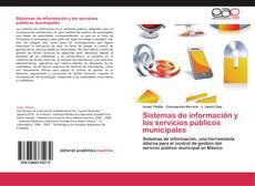 Bookcover of Sistemas de información y los servicios públicos municipales