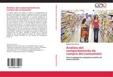 Portada del libro de Análisis del comportamiento de compra del consumidor