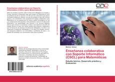 Portada del libro de Enseñanza colaborativa con Soporte Informático (CSCL) para Matemáticas