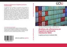 Análisis de eficiencia en logística portuaria mediante DEA kitap kapağı