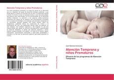 Buchcover von Atención Temprana y niños Prematuros