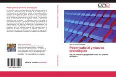 Capa do livro de Poder judicial y nuevas tecnologías