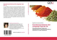 Capa do livro de Carotenoproteínas del cangrejo rojo de río