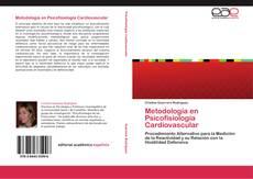 Portada del libro de Metodología en Psicofisiología Cardiovascular