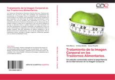 Capa do livro de Tratamiento de la Imagen Corporal en los Trastornos Alimentarios.