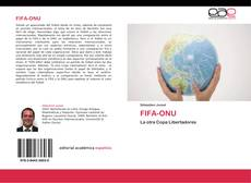 Bookcover of FIFA-ONU
