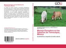 Portada del libro de Manejo Ganadero en las Sabanas de Tamaulipas, México