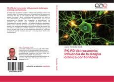 Portada del libro de PK-PD del rocuronio: Influencia de la terapia crónica con fenitoína