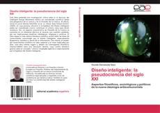 Обложка Diseño inteligente: la pseudociencia del siglo XXI