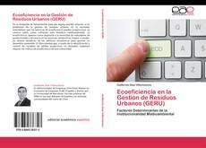 Buchcover von Ecoeficiencia en la Gestión de Residuos Urbanos (GERU)