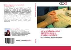 Capa do livro de La tecnologia como herramiento de empoderamiento