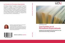 Portada del libro de Las Fuentes en el Periodismo Especializado