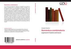 Portada del libro de Semántica combinatoria