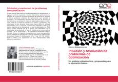 Обложка Intuición y resolución de problemas de optimización