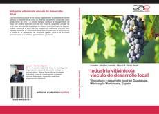 Portada del libro de Industria vitivinícola vínculo de desarrollo local