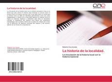 Обложка La historia de la localidad